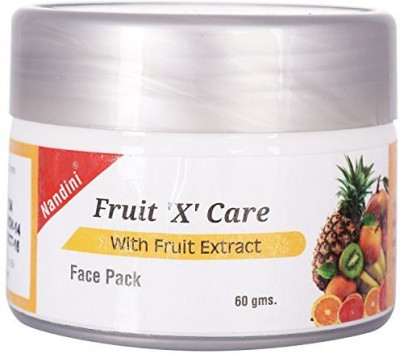 Nandini Fruit ,X, Care Glow Face Pack
