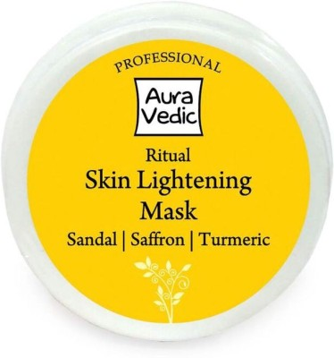 Auravedic Professional Skin Lightening Mask
