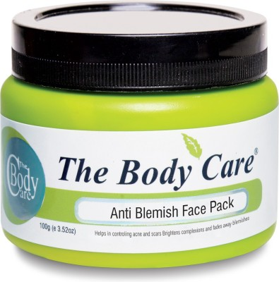 the body care Anti Blemish Face Pack 100g