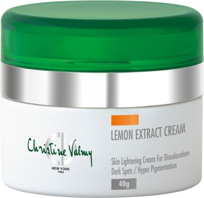 Christine Valmy Lemon Extract Cream- Pigmentation Cream