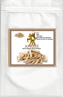Junglee White Sandal Wood Powder