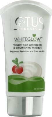 Lotus White Glow Yogurt Skin Whitening & Brightening Masque