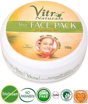 Vitro Naturals Aloe Face Pack 100 gm