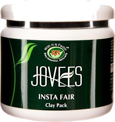 Jovees Insta Fair Liquorice Clay Pack