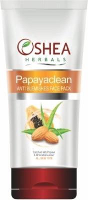 Oshea Herbals PapayaClean Anti Blemish Face Pack
