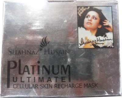 Shahnaz Husain Platinum Ultimate Cellular Skin Recharge Mask
