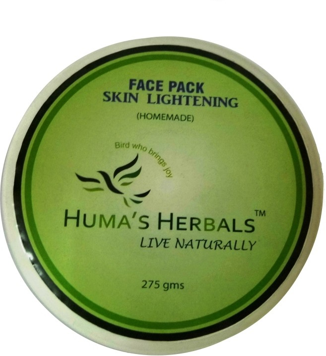 Humas Herbals Homemade Skin Lightening Face Pack(275 g)