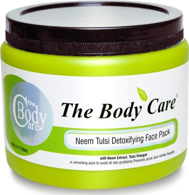 The Body Care Neem Tulsi Face Pack 500g