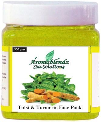 Aromablendz Tulsi & Turmeric Face Pack