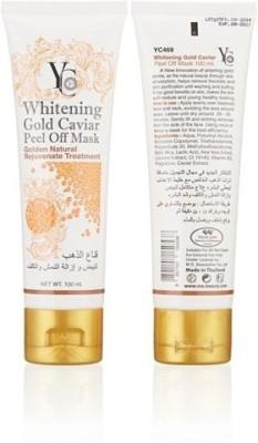 YC Whitening Gold Caviar Peel Off Mask