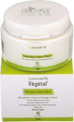 Vegetal Fairness Facepack