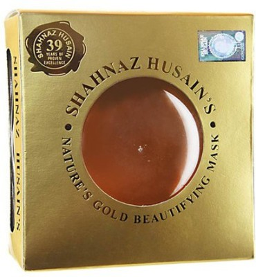 Shahnaz Husain Gold Beautifying Mask