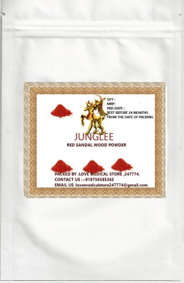 Junglee Red Sandal Wood Powder
