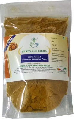 Herbs And Crops Curucuma Aromatica Powder