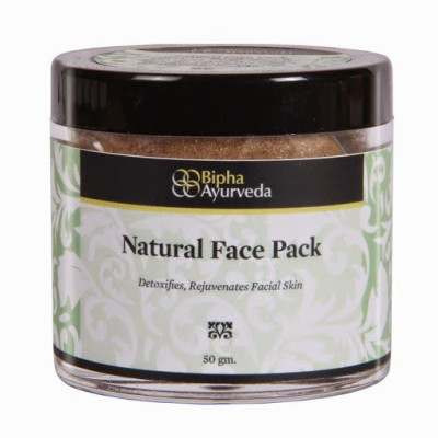 Bipha Ayurveda Natural face pack