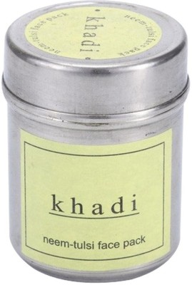 Khadi Herbal Neem Tulsi Face pack