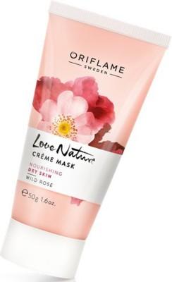 Oriflame Sweden Love Nature Crème Mask Wild Rose