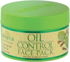 Inatur Herbals Oil Control Face Pack