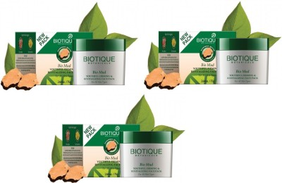 Biotique Bio Mud Youthful Firming & Revitalizing Face Pack