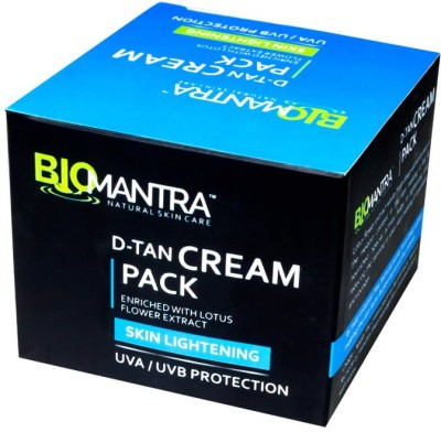 Bio Mantra D - Tan Cream Pack