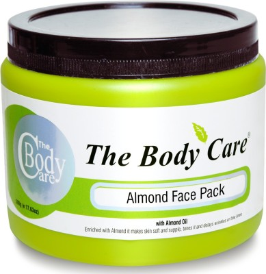 The Body Care Almond Face Pack 500g