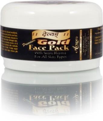 Adidev Herbals Devyam Skin Care Gold Fairness Face Pack