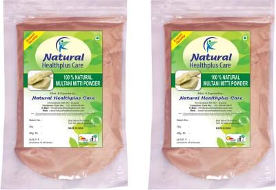 Natural Healthplus Care Natural Multani Mitti Powder Combo