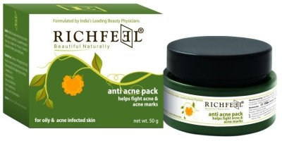 Richfeel Anti Acne / Pimple Pack