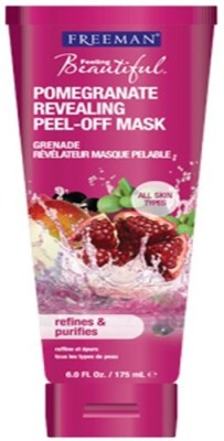 Freeman Pomegranate Revealing Peel Off Mask with Ayur Soap