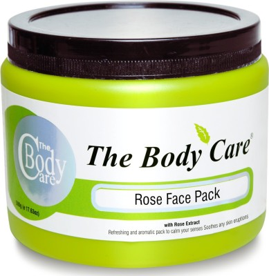 The Body Care Rose Face Pack 500g