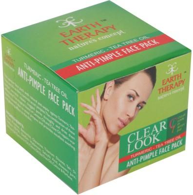 EARTH THERAPY Clear Look Anti Pimple Turmeric Tea Tree Oil (Women)