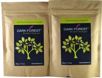 Dark Forest Kapur Kachri + Anantmool Combo