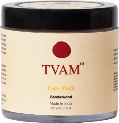TVAM Sandalwood Face Pack