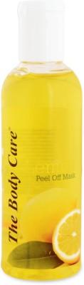 The Body Care Lemon Peel Off Mask 100ml