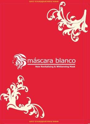 Mascara Blanco Whitening Mask