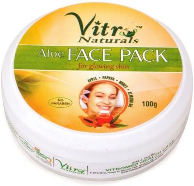 Vitro Naturals Aloe Face Pack