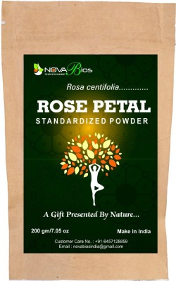 NOVA BIOS ROSE PETAL POWDER