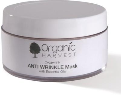 Organic Harvest Orgawrink Anti Wrinkle Mask with Essential Oils