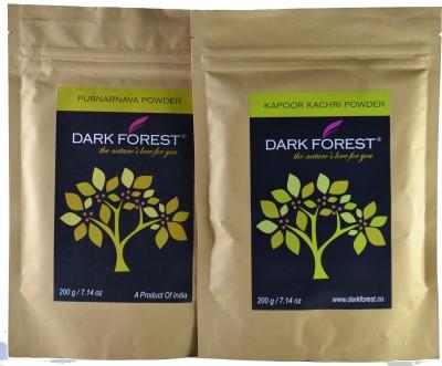 Dark Forest Kapur Kachri + Punarnava Combo