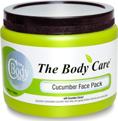 The Body Care Cucumber Face Pack 500g