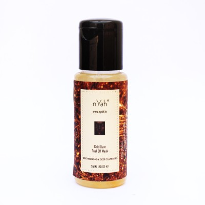 Nyah Gold dust Peel off mask