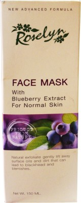 Roselyn Blue Berry Face Mask