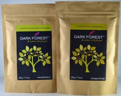 Dark Forest Kapur Kachri + Lemon Combo