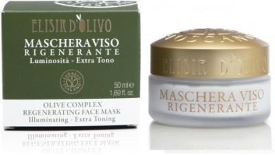Erbario Toscano Illuminating and Regenerating Olive Face Mask