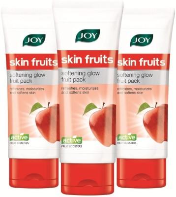 Joy Skin Fruits Softening (Apple) Pack of 3