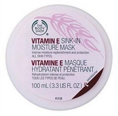 The Body Shop Vitamin E Sink-in Mask