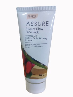 Assure Instant Glow Face Pack