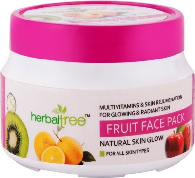 Herbal Tree Fruit Face Pack