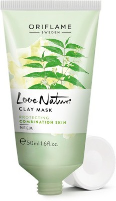 Oriflame Sweden Love Nature Clay Mask Neem