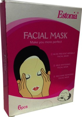 Estonia Facial Mask Make You More Perfect - 6Pcs